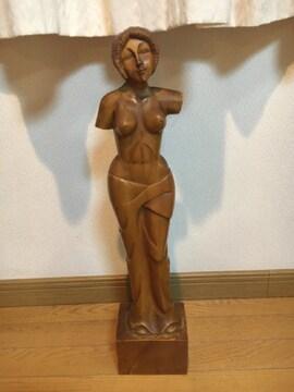 木彫 置き物