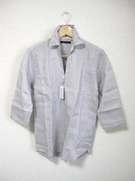 □Ciaopanic/チャオパニック ワイヤー襟7分袖 シャツ/M☆新品