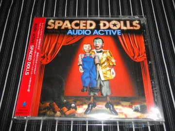 AUDIO ACTIVE『SPACE DOLLS』廃盤(THA BLUE HERB) 2000年の作品