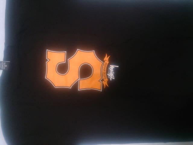 STUSSYステューシー Tシャツ  XL/美品 ビッグサイズ  < ブランドの