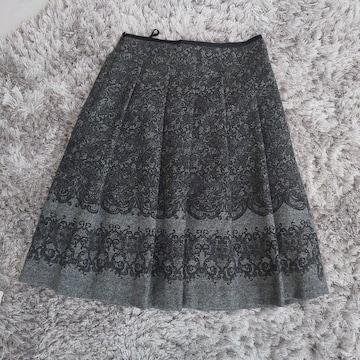 tabi膝丈スカート