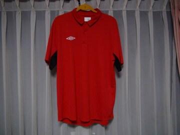 TAILOREDのポロシャツ(XXL)赤!。