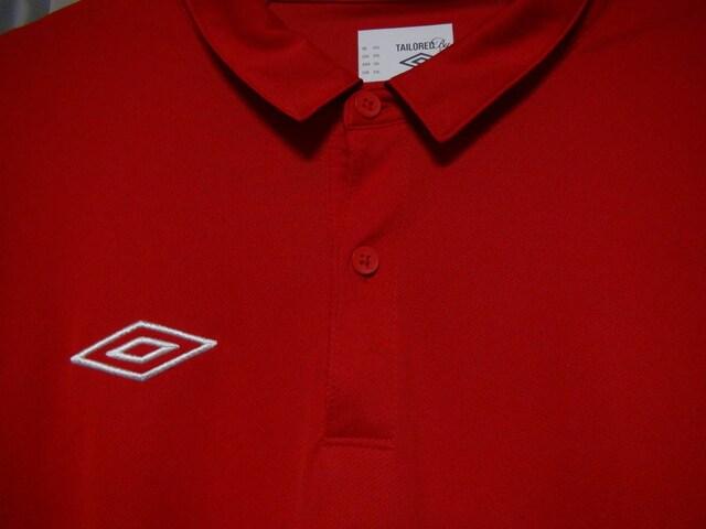TAILOREDのポロシャツ(XXL)赤!。  < 男性ファッションの
