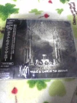 未開封CD,KORN(コーン)テイク.ア.ルック.イン.ザ.ミラー