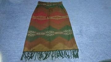 ☆インド製スカート☆ 重ね着にも〜