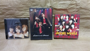 dream DVD3作品