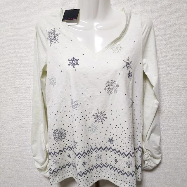 新品、タグつき、未使用!JAYRO(ジャイロ)の長袖Tシャツ、ロング  < ブランドの
