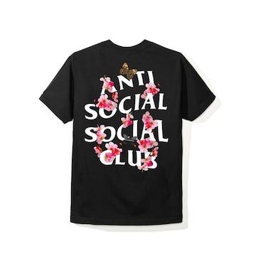 ASSC アンチソーシャルソーシャルクラブ Tシャツ M 桜