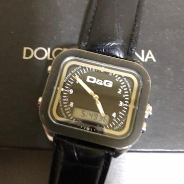 1スタ 美品☆ ドルチェ&ガッバーナ  腕時計
