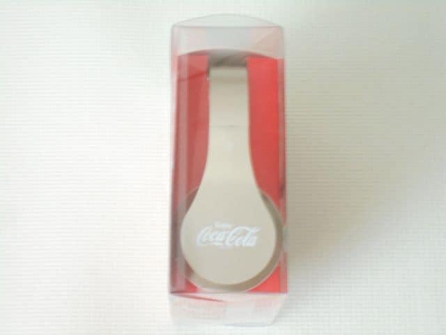 コカコーラ ヘッドフォン CC17-28JH ver.8 ゴールド < ホビーの