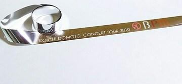 堂本光一★2010年コンサート★銀テープ