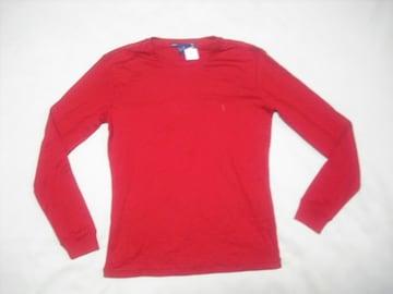 ow187 女 RALPH LAUREN ラルフローレン 長袖Tシャツ XSサイズ