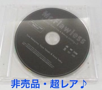 新品☆Hey!Say!JUMP 当選品DVD★Mr.Frawless【非売品・貴重】