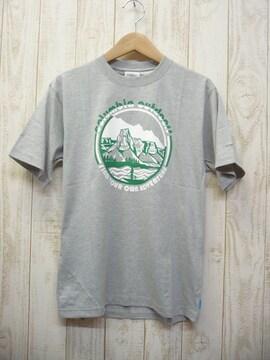 即決☆コロンビア 特価 PFG アングラーTシャツ GRY/S フィッシュング 新品