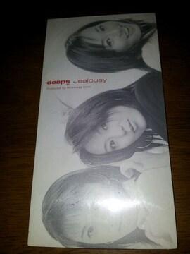 deeps*ジェラシー〇CDシングル美品!jealousy☆