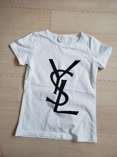 韓国子供服Tシャツパロディ  < キッズ/ベビーの