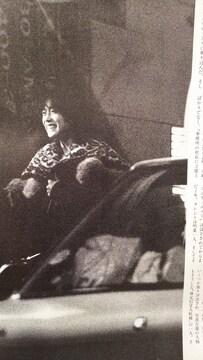 中森明菜【FOCUS】1993年2月26日号ページ切り取り