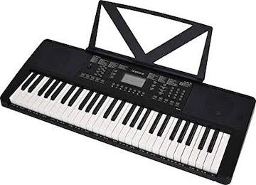 ONETONE ワントーン 電子キーボード 54鍵盤 LCDディスプレイ搭