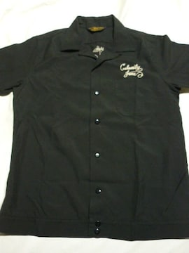 クーティーボウリングシャツCOOTIEロカビリークリームソーダ50's