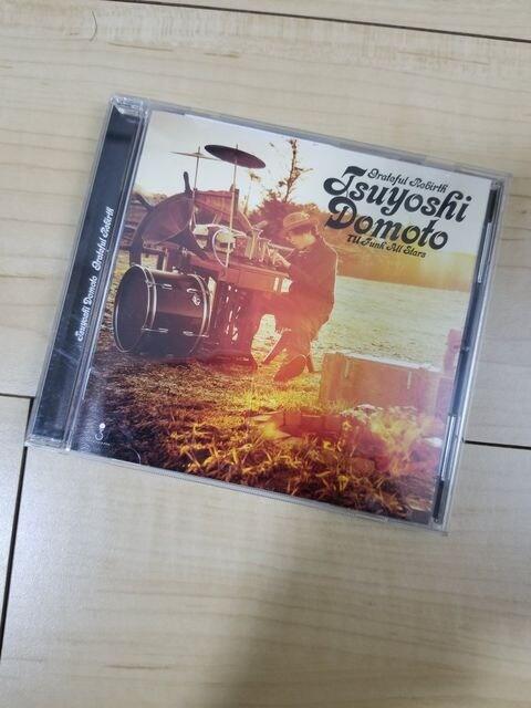 堂本剛CD 「Grateful Rebirth」通常盤  < タレントグッズの