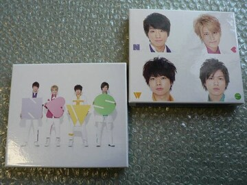 NEWS/アルバム【初回盤A+B】2枚セット(3CD+DVD)他にも出品