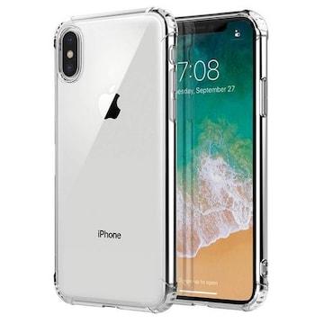 iPhone X/iPhone Xs クリアケース TPU超薄型
