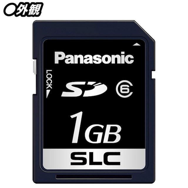 パナソニック 産業用SDカード 1GB 3枚セット < PC本体/周辺機器の