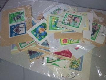 使用済み切手小型�B  50枚