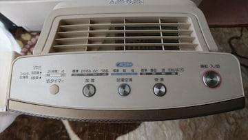 中古 加湿器付き 空気清浄器