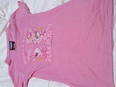 jankfood ジャンクフード Tシャツ ピンク クマ