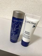 ランコム☆ブランエクスペール化粧水洗顔セット試供品
