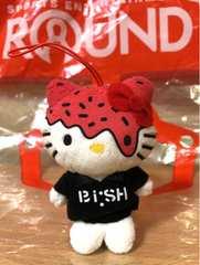■感謝祭!!ROUND1限定! BiSH×ハロ-キティ*オリジナルマスコット*レッド■