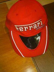 ★Ferrari フェラーリ製 キャップ 帽子★