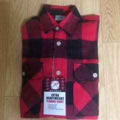 Rothco ロスコ ネルシャツ チェック 定番 フランネルシャツ シャツ レッド 長袖 US 美品