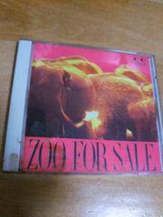 ★【CD】 ZOO FOR SALE ☆ZOO Choo Choo TRAIN 収録★