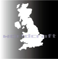 ◆イギリスカッティングステッカーM/ロンドンMINI