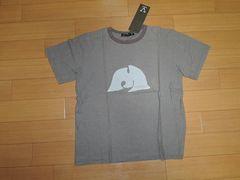 新品Varde77バルデ77カットソー1灰黒系トリムTシャツ