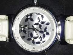 正規美品LOUISVUITTON ルイヴィトン タンブール ラブリー ダイヤ