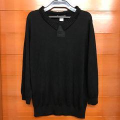 新品 ★ H&M 襟付きニット 大きいサイズ ゆったり ZARA 系