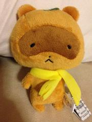 【全3種セット】妖狐x僕SS*渡狸 マフラーマスコットぬいぐるみ