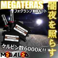 mLED】レクサスRX450h前期後期/フォグランプHIDキット/H11/6000K