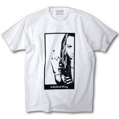 送料無料!新品ファックガール Tシャツ 白 L