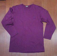 PLAY BOY/プレイボーイ☆長袖Tシャツ 紫/パープル M