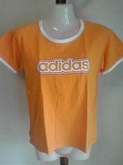 美品即決 送料無料 アディダス 半袖Tシャツ トレーニング 女性
