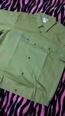 新品 大きいサイズ半袖作業シャツ(●^o^●)5L