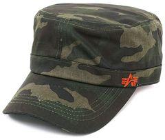 インダストリーズ 帽子 ワークキャップ 柄6
