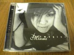 MINMI CD imagine 女性レゲエ/R&B 廃盤