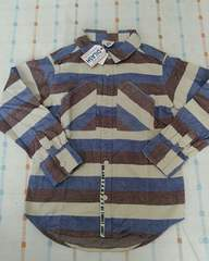 新品♪ディラッシュボーダーシャツ♪140�p