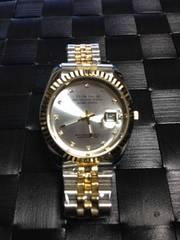 上品な白★高級メンズ腕時計Club Face2