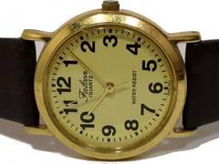良品【980円〜】Falcon スタンダード シンプル腕時計